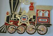 Rare Secret Service Christmas Ornament Collection From An American Hero