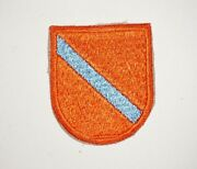 22nd Aviation Company Special Forces Group Post Vietnam Patches Flash Army P0105