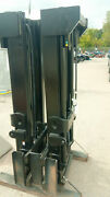 Forklift Masts - New - Semi Universal - 2 Stage - 6000 Lb Capacity