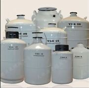 50l Cryogenic Container Liquid Nitrogen Ln2 Tank With Protective Sleeve Brand Su