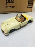 Aston Martin Db7 Tin Toy Made In China Very Old Style