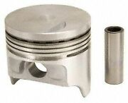 Speed Pro L2366f30 Forged Pistons 8-pack Flat Top For Ford 429 .030