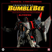 Threea 3a Blitzwing Transformers Bumblebee Dlx Scale Collectible Figure Series