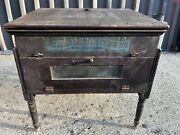 Awesome Vintage Poultry Hatching Cabinet Sweet Small Size 22andrdquo X 19.5andrdquo H X 21.5andrdquo