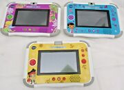 Lot 3 Vtech Innotab 3s Learning Tablet Limited Editions Tablets Parts Repair
