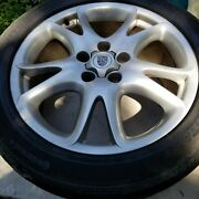 4 Porsche 20 Inch Oem Rims And Tires