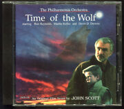 Time Of The Wolf Original Film Score By John Scott And Philharmonic Orchestra Cd