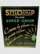 French Stylochap Plume Super-orium, Stainless Alloy Pen Point Attachment Store A