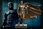 Batman Begins Bronze Statue By The Noble Collection