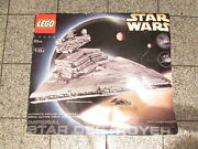 Lego Star Wars Imperial Star Destroyer 10030 Ultimate Collector Series - New