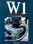 Kawasaki W1 Complete Disassembly Maintenance Notebook From Japan