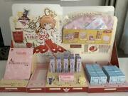 Card Captor Sakura Ichiban Coffret Makeup Goods Rare Animation Panel Cosmetics
