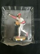 Mcdonalds The Wizard Ozzie Smith Statue. Preowned. 505.