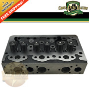 3638321m91 Cylinder Head For Massey Ferguson Tractor A3.152 35, 50, 202 203 204+