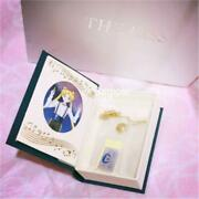 Used Sailor Moon X Kiss Classic Concert 25th Limited Silver Necklace Pendant