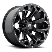 20x9 Fuel D576 Assault 33 Mxt Mt Wheel And Tire Package 5x150 For Toyota Tundra