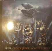 Rush Clockwork Angels Tour Sealed New Limited Edition 4763/5000 Read Discription