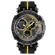 Tissot T-race Thomas Luthi Limited Edition Chronograph Mens Watch T0924173706701