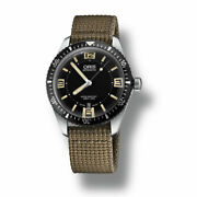 Oris Divers Sixty-five Automatic Mens Watch 017737707406407520222