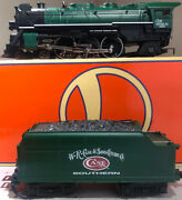 Lionel 6-28017 1999 Wr Case And Sons Cutlery 4-6-2 Pacific Steam Engine Locomotive