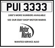 Pui 3333 Pub 333 Pui Pu Pi Paul Peter Philip Lucky Number 3333 Cherished Number