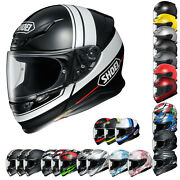 Ships Same Day Shoei Rf-1200 Motorcycle Helmet Graphics And Solids