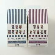 Final Fantasy 30th Anniversary Acrylic Keychain Collection Vol.1 And Vol.2 Box Set