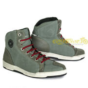 Shoes Sneakers By Bike Stylmartin Arizona With Reinforced Fabric Water-repellent