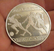 Hungary - 1981 Silver 500 Forint Proof