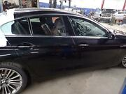 13 14 15 16 17 18 Bmw 650i Right Rocker And Post Metal Body Cut 4 Dr Gran Coupe