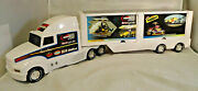 Nylint Briggs And Stratton 2000 Collectors Series Semi Truck And Trailer 25 Long