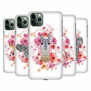 Monika Strigel Animals And Flowers Back Case For Apple Iphone Phones