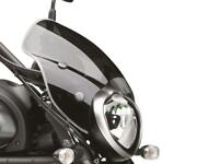 Kawasaki Vulcan S Windshield Chrome Mount Quick Release From Model 2015