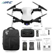 Jjrc X12 4k Drone+ Camera 5g Wifi Fpv 3 Ax Is Brushless Gps Quadcopter+3 Battery
