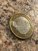 2012 Charles Dickens 1812-1870 Commemorative Andpound2 Coin Circulated Mint Errors
