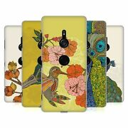 Official Valentina Birds Back Case For Sony Phones 1