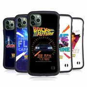 Back To The Future I Quotes Hybrid Case For Apple Iphones Phones