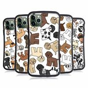 Head Case Dog Breed Patterns 20 Hybrid Case And Wallpaper For Apple Iphones Phones