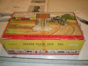 Plasticville  1615 -100  Boxed  Marble Water Tank