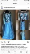 Frozen Cosplay Costumes Elsa Anna And Kristoff.