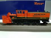 Roco Ho Beilhack Rotary Snow Blower Bnsf New 2021 Dcc Motorized And Sound 72806