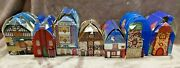 7 Department 56 Charles Dickens Heritage Series Collector's Edition Ornament 90s