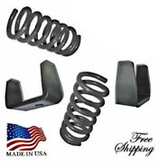 1983-1997 Ford Ranger Mazda B 2wd 3-5 Drop Coils Springs Axle Flip Lowering Xzx