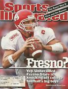 Fresno State Bulldogs Football David Carr 2001 Sports Illustrated All American
