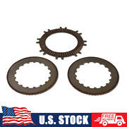 3pcs Clutch Friction Plate For Honda Qa50 Xl70 Sl70 Atc70 Ct70 In 1970s