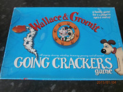 Wallace And Gromit - Going Crackers Game