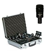 Audix Dp Elite 8 8-piece Drum Mic Package With Case + Extra D2