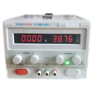 Adjustable Dc Power Supply 0-800v 0-3a With 4 Digital Dispaly Lab Grade