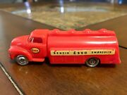 Lego Ho Scale Vintage Classic 1950's 1960's Esso Bedford Tanker Truck Very Rare