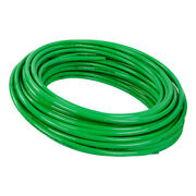Hard Sever-temperature Green Chemical Tube Inner Dia 5/8 Outer Dia 3/4 - 25ft